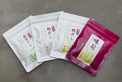 昆布加工品特集:小倉屋山本 味司に小容量投入