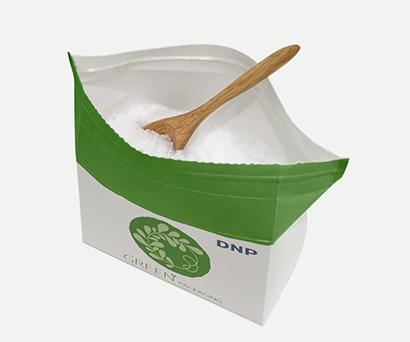 大日本印刷、チャック付き紙容器を開発 高バリアー性で新規需要見込む