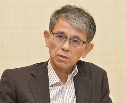 新井毅代表取締役専務取締役農林水産事業本部長