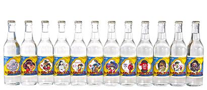 中小飲料メーカー特集:丸源飲料工業 あしたのジョーとコラボで地元墨田盛り上げ