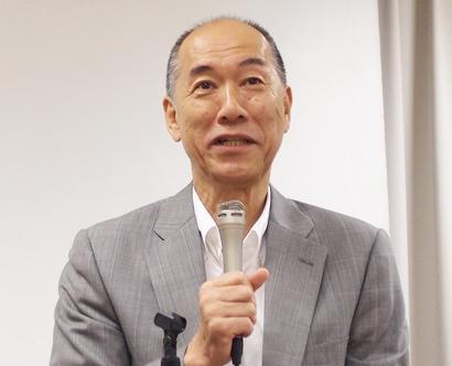 桑崎俊昭専務理事