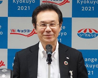 井上誠社長