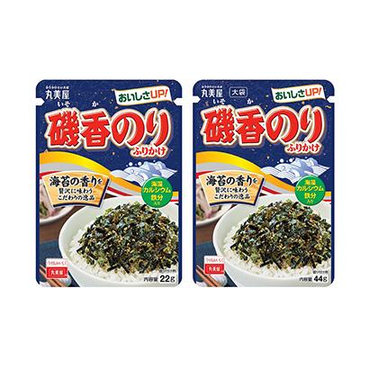 「磯香のりふりかけ」発売(丸美屋食品工業)