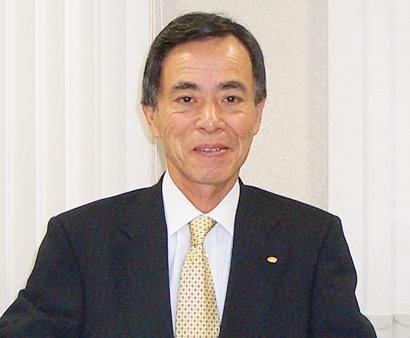 高橋正則 代表取締役社長