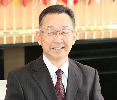 森 憲司 代表取締役社長