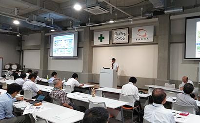 近畿HACCP実践研究会、年次総会記念講演会を開催