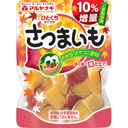 マルヤナギ小倉屋、「さつまいも」「甘栗」発売 秋デザインと10%増量で