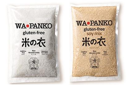上万糧食製粉所、グルテンフリー「WA・PANKO」発売 ハラールなどに対応