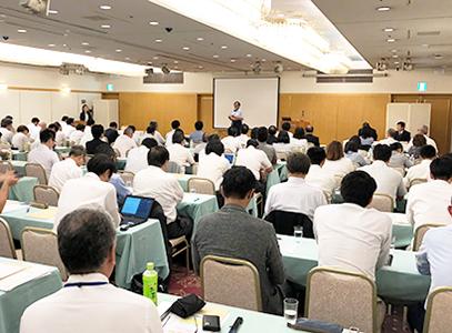 日本惣菜協会関東支部、「特定技能」テーマにセミナー開催 妹川光敏氏が講演