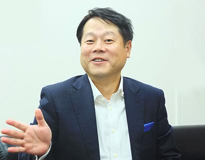 全国外食産業・業務用卸特集:幸楽苑ホールディングス・新井田昇社長