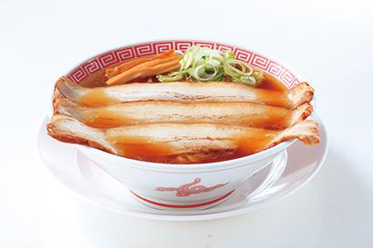 「中華そばプレミアム」740円(税込み)