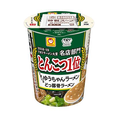 「マルちゃん うまいヨゆうちゃんラーメン どっ豚骨ラーメン」発売(東洋水産)
