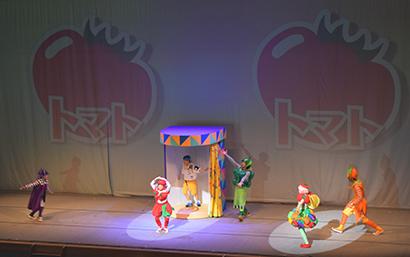 カゴメ名古屋支店、毎年恒例の「カゴメ劇場」愛知公演 親子4346人を招待