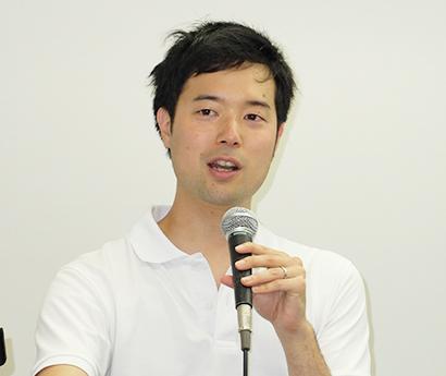 食品産業文化振興会、ベースフード・橋本舜社長が講演 健康を当たり前に