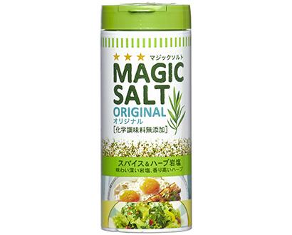 塩特集:エスビー食品 「マジックソルト」が好調 さらなる伸びに期待