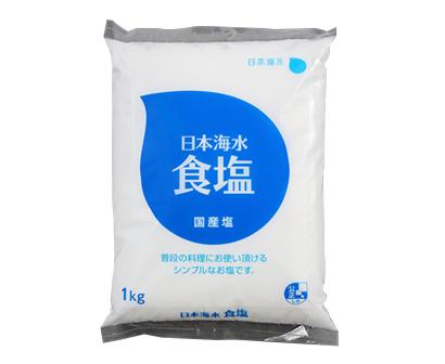 塩特集:日本海水 価格改定浸透目指す 首都圏エリア販売強化