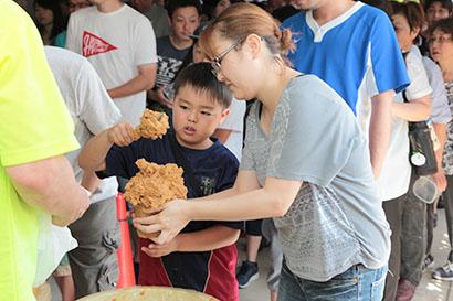 竹屋、夏祭りイベント「みそプラザ2019」開催 猛暑を味噌で乗り切る