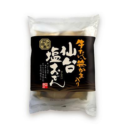 「レトルト仙台塩おでん 牛たん・笹かま入り」発売(阿部善商店)