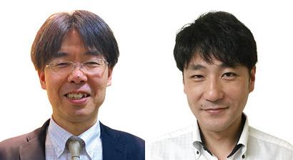 (左)東海カンパニーマーチャンダイザー 宮地朗人氏、(右)近畿カンパニーマーチャンダイザー 青戸宏和氏