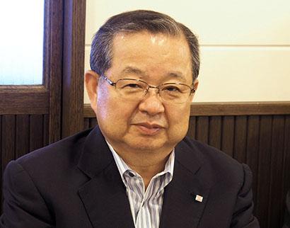 中津浜健会長兼社長