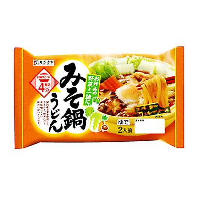 「みそ鍋うどん」発売(寿がきや食品)