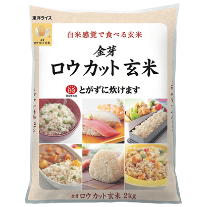 ◆東洋ライス金芽ロウカット玄米特集:健康志向追い風に市場拡大