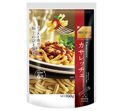 パスタ・パスタソース特集:日本製粉 上質化訴求で成長を 「レガーロ」強化