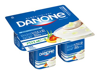 酪農乳業夏季特集:わが社のヒット商品&期待の新商品=ダノンジャパン