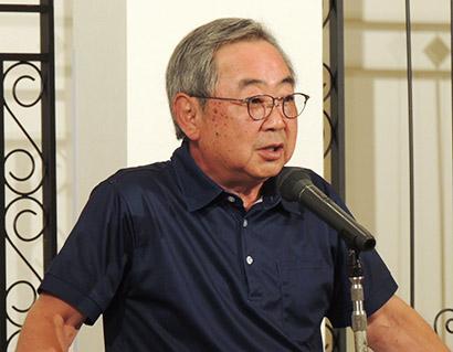 広川、「広栄会」総会開催 地活部で地域密着、今期増収増益を目指す