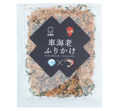 ふりかけ・お茶漬け特集:フタバ=九州産原料にこだわり