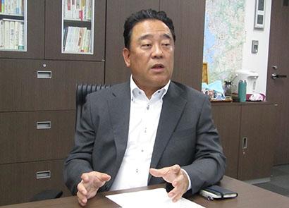九州夏期特集:ハローデイ・加治敬通社長 苦難乗り越え成長続ける