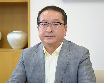 北海道夏季特集:注目企業トップインタビュー=北海道酒類販売・伊関淑之社長