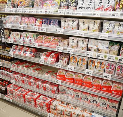 ◆包装米飯特集:無菌米飯、9年連続プラス 生産量・金額とも過去最高更新