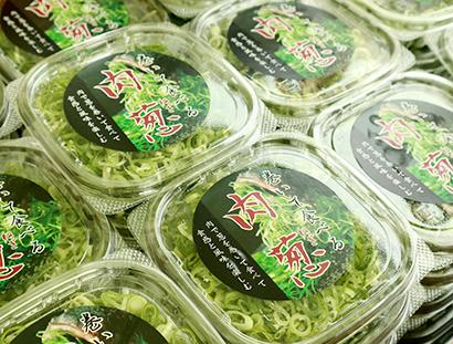 野菜・野菜加工特集:こと京都 「肉葱」を全国展開 九条ネギの認知向上図る