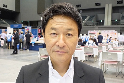 岩田章社長