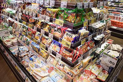 ◆生麺・冷凍麺特集:秋冬商戦スタート 時短、簡便ニーズに対応