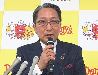 鎌田靖商品本部長