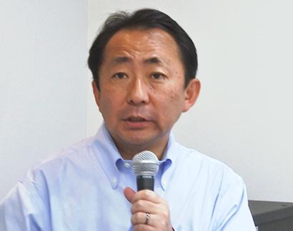 西口尚宏専務理事