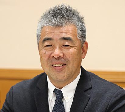 塚越英弘 社長