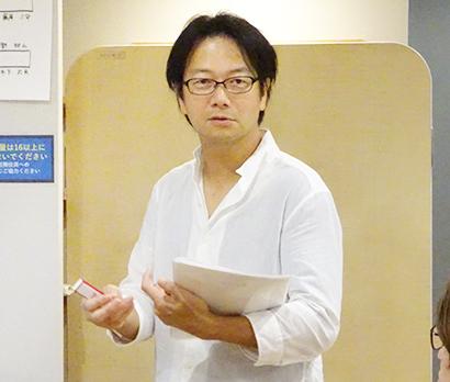 ブランド戦略の思考法で赤松範麿氏がセミナー 「そもそも」を問い、本質に迫る