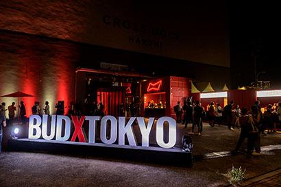 バドワイザーのイベント「BUDXTOKYO」 若返り着々、3000人でにぎわ…