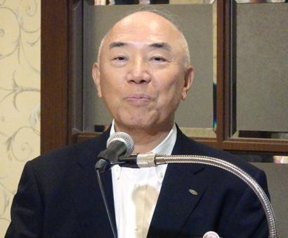 村岡寛社長