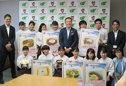 東海・北陸・静岡流通特集:カゴメ、「野菜がとれる丼」販売