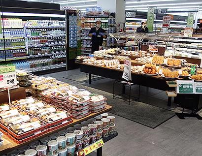 いなげや、低コスト型「ina21」運営手法を30店に導入 小金井東町店で実施