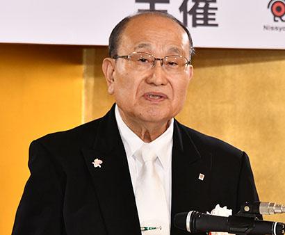 日本食糧新聞社会長CEO 今野正義