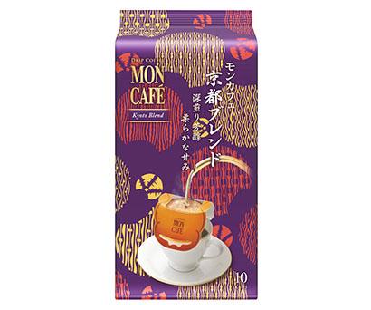 コーヒー・コーヒー用クリーム特集:片岡物産 「京都ブレンド」で日本らしさ表現