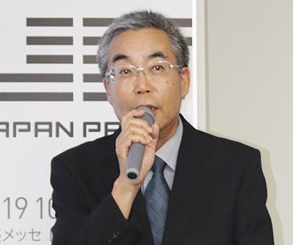亀田稔委員長
