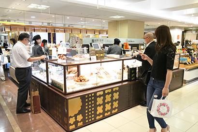 中島大祥堂、高島屋大阪店をリニューアル 売場面積は約2倍に