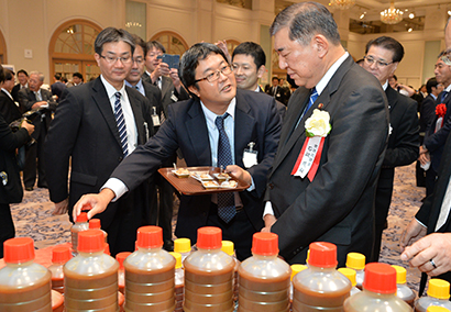 第7回地域食品産業貢献賞 食文化醸成・産業振興で6社