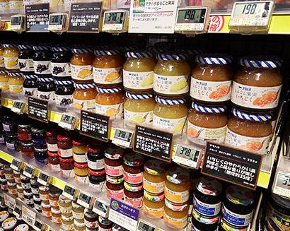 缶詰・瓶詰・レトルト食品特集:瓶詰=好調ジャムと海苔で明暗 進む付加価値化